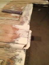 Wood Epoxy Repair