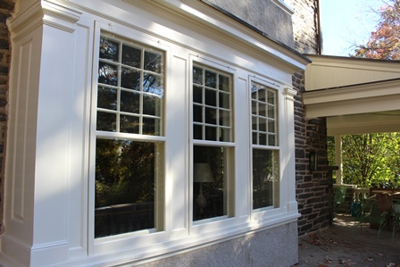 Iconic Windows Inc Builds Custom Wood Storm In Our Bryn Mawr Pa They Are Simply The Most Attractive And Highest Quality Option