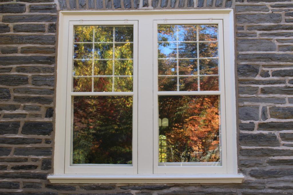 Wood Storm Window